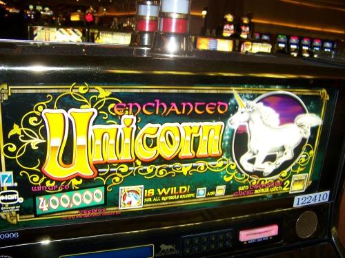 enchanted unicorn slots